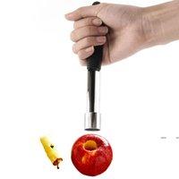 Yaratıcı Mercan Apple Paslanmaz Çelik Armut Meyve Sebze Araçları Çekirdek Tohum Sökücü Kesici Mutfak Gadgets Araçları FWE8014
