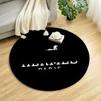 Украшение без скольжения ковров ковров для спальни гостиная высокое качество водопоглощения домашний коврик