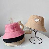 Designer Cap Bucket Hat Moda Casquette Uomo Donna Cappelli da sole di lusso di lusso Cappelli da sole di alta qualità