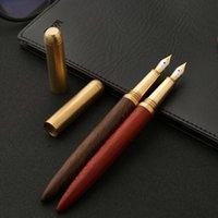 Stylo de stylo de stylo de stylo de stylo de luxe de luxe de luxe de haute qualité 07mm Caneta Tinteiro Office Stylo Plume Penna Stilografica