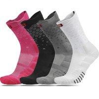 3 Pairs New High Quality Thicken basketball Socks Men Women Cotton Cycling Running Outdoor Sports socks Men's Elite Socks H0911