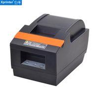 XPrinter Q90ec 고품질 58mm 블루투스 자동 커터 열 영수증 프린터 미니 프린터
