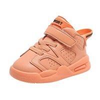 Детские кроссовки младенческие первые ходунки малышей обувь мокасины мягкие девочки мальчики обувь повседневная высокая осень зима детская спортивная обувь 0-3T B8079