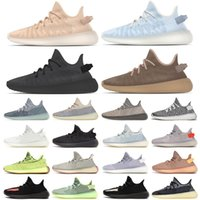 adidas yeezy 350 EPIC REACT Flynit 2019 New Arrival React Instant Go Fly Lightweight men women running shoes causal mesh Breathable sports Athletic designer sneaker