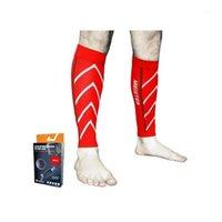 Coude genou Pads 2021 de haute qualité en cours Athlétisme attelles compression mollet manches jambe d'appui du bras Manches Guards1