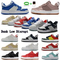 Dunk Low Dissromper Running Shoes Michigan Unc Black White Varsity Verde Kentucky Chunky Dunky Siracusa Laser Laser Dunks Mens Sneakers Classic Womens Trainers