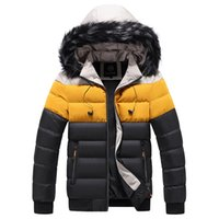 High Quality Mens down jacket Letter Monclair Knitted men Parkas Panel Casual coats Bomber jackets Designers Men Clothing