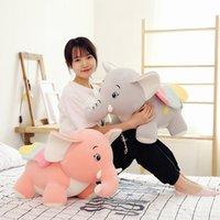 Lovely Elephant Plush Toys Stuffed Animal Toy Soft Doll Gift for Children