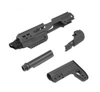 CAA Airsoft Roni Toys Pistol G17 Kit di conversione carabina per accessori in nylon G17