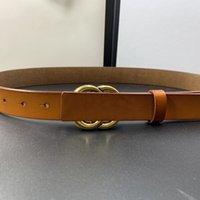 Cintura di moda per uomo Designer di lusso cinture da donna a colori solidi cinturini in metallo in metallo in metallo fibbia 3 cm larghezza classica