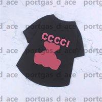 Vintage lettre Dogs Chemises T-shirts Imprimé 2 Jambes Dog Vêtements Chihuahua Bulldog Bichon Corgi Pug Vêtements De Vêtements De Spring Spring Coton Pets Vestes
