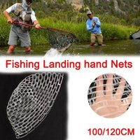 100 / 120cm Elastic Land Land Líquido Transparente Substituição de Substituição de Borracha não ferida Fish Durável Fish Fish Pesca Ferramenta