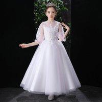 Girl's Dresses Flower Girl Wedding Little Dress Princess