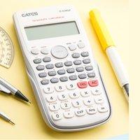 Calculatrice scientifique numérique 240 Fonctions 82MS Statistiques Mathématiques 2line Affichage D-82MSP pour étudiant étudiant de premier cycle