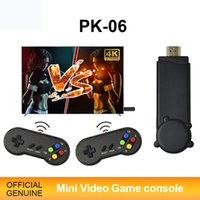 POWKIDDY PK- 06 Video Game Console 8 Bit TV Wireless Handheld...