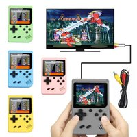 Portable Game Players 3 Inch 400 IN 1 Retro Video Console Handheld Consoles 8 Bit Player Gamepads For Kids Adults