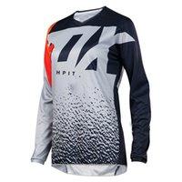 T-shirt Moda Mens Downhill Jerseys Hpit PoloShirt Vos Mountain Bike MTB Camisas Offroad DH Motocicleta Jersey Motocross Sportwear Roupas FXR J0624 Homens