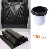 (596x07) 100 pcs malotas de lixo doméstico sacos de lixo cozinha descartável ambiente limpo