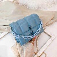 HBP new high quality ladies fashion shoulder bag classic leather plastic chain 00000