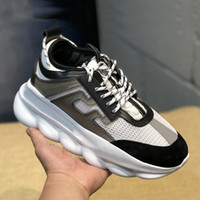Chaussures de luxe design PlatFrom Sneakers de loisirs 1.0 Charabia Réaction de Charabia Casual Hommes Personnes Personnes Old Dad Bottes En Cuir Luxurys