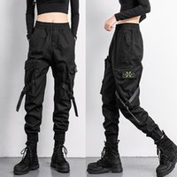 2021 2021 Women and Men Casual Cargo Pants Streetwear Ankle-length Trousers of New Fashion Style_gdy