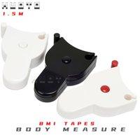 اللياقة البدنية الدقيق الجسم الدهون الفرجار قياس الجسم حاكم الجسم قياس مصغرة لطيف الشريط قياس قطرة بيضاء 4864 Q2