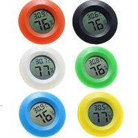 Mini Tragbare LCD Digital Thermometer Hygrometer Kühlschrank Gefrierfach Tester Temperatur Luftfeuchtigkeitsmesser DWB8467