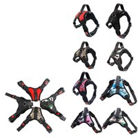 11colors Pet Dog Vest Harness Collar outdoor sport No Pull Adjustable Dog Chest Supplies