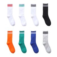 mens stocking Fashion Women sock and Men Casual High Quality socks Letter Breathable Cotton Sports Wholesale