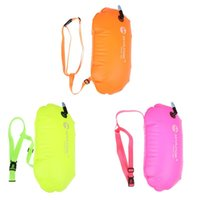 Pool & Accessories PVC Safety Swimming Buoy Float Air Dry Bag Inflatable Surfing Diving Lifesaving Water Sport Floating