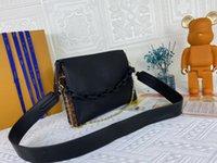 2021 л весенние модные сумки и летняя новая женская сумка мода ретро на плечо мессенджер мешок квадрат