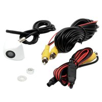 Car Rear View Cameras& Parking Sensors Reverse Backup Camera For Monitor Waterproof 170 Degree HD