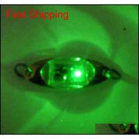 LED Deep Drop Subacqueo Eye Attrattore Attrattore LURE LUCI LAMPADA LAMPEGGIO 1 PZ PER PESCARE NUOVO DROP QYN HairClippers2011