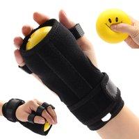 Anti-Spasticity Ball Fallo Mano Funcional Deterioro Dedo Ortesis Terapia Terapia Hemiplegia Apoplexy Finger Formning 210317