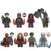 Mini Minifig Building Blocks Gift kid Toys