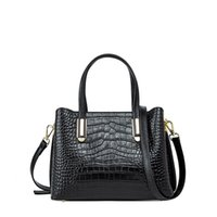 Women one shoulder shopping bag Small high-capacity High quality genuine leather material Wholesale Fashion Bags Handbag Tote B155