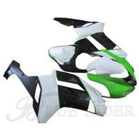 Обтекатели кузова набор для инъекций для Kawasaki ZX6R 2007-2008 2007 2007 ABS + танковая крышка Motobike Parts