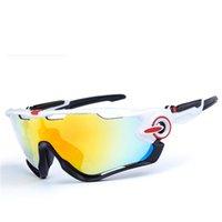 Наружные очки Велоспорт Спорт Поляризованные Солнцезащитные очки Велосипед Велосипед Улься УВ400 Очки для отдыха