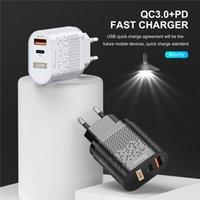20W USB 유형 C 충전기 아이폰 12 프로 최대 미니 빠른 충전 3.0 QC PD 20W USB-C 빠른 충전식 벽 아이폰 12