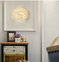 30x23cm 12v sala de leitura de cabeceira sentado coração forma de forma de cristal de penas lâmpada para quarto luz art deco casa planetário