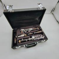 Büfe Crampon E13 17 Tuşları Marka Klarnet Yüksek Kalite Bir Tune Profesyonel Müzik Aletleri ile Durumda Ağızlık Aksesuarları