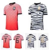 2021 Sul de futebol jerseys korea filho camisas de futebol 20 21 jersey hyung im lee kim ho homens