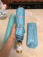 Moda Tasarım Kendi Kendini Açan Şemsiye Yalıtım UV Günlük Güneş Koruma Fabrika Fiyat Uzman Tasarım Kalitesi Son Tarzı Orijinal Durum