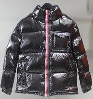Mens para baixo jaqueta parkas casacos de inverno com capuz top qualidade homens mulheres casuais outdoor pluma outwear manter quente espesso zíper duplo removível chapéu asiático