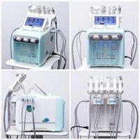 220V AU Plug Многофункциональное Красотное оборудование Вода Hydro DermaBrasion Hydra Aqua Ceel Лицо Meatherh2O2 Маленький пузырь