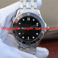 V6 기계식 시계 망 시계 41mm 스위스 2836 자동 기계식 운동 미세한 철강 케이스 실리콘 스트랩 손목 시계