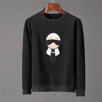 Mode Herren Hoodies Sweatshirts Frauen Designer Mit Kapuze Männer Kleidung High Street Print Hoodie Pullover Winter Sweatshirt 21SS