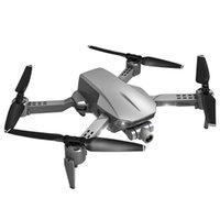 DRONO RC 무인 항공기 4K HD 카메라 120도 광각 QUADCOPTER GPS Foldable 원격 제어 1080p 해상도