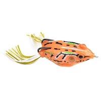 Высокая кабинета резиновые луча лягушка Snakehead мягкая рыбалка приманки 13,5 г 5,5 см жизнь жизни лягушка приманки Песка Байлавк Ледисхем