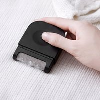 Strumenti per la pulizia delle famiglie Strumenti di pulizia della lanugine Maglione Rasoio Fluff Fuzz Fabrics Portable Remover Pill Handheld Dust Polt Remover